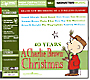 40th Anniversary: A Charlie Brown Christmas, Music DVD