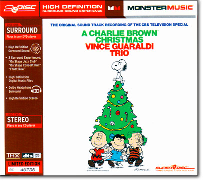A Charlie Brown Christmas—Vince Guaraldi Trio