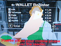 E-Wallet Register, Photo: Cher Skoubo