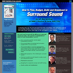 Surround Sound Seminar: Home